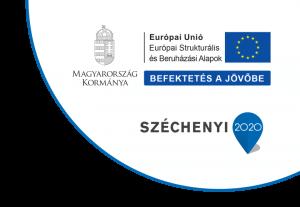 Széchenyi 2020 európai strukturális és szociális alap logó